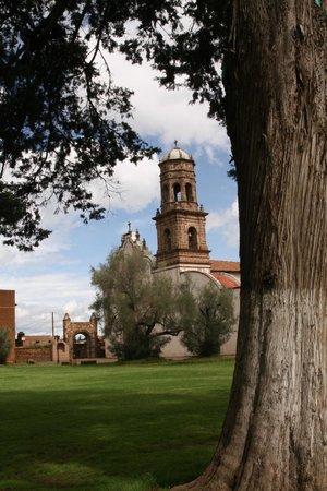 Museo Antiguo Convento Franciscano De Santa Ana de Tzintzuntzan: Convento Franciscano De Santa Ana de Tzintzuntzan