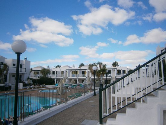 Bitacora Club: pool view