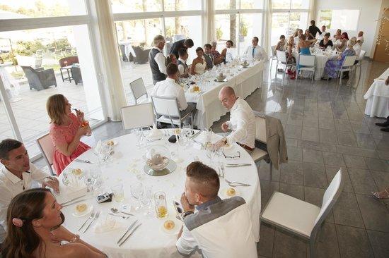 Yacht Club Cala D Or The Wedding Breakfast