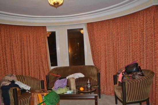 Ryad Mogador Kasbah: hotel room
