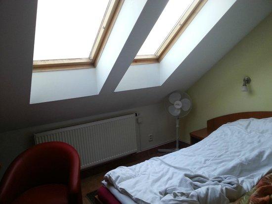 Hotel Seifert : номер (4 этаж)