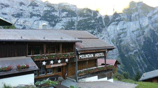 Mountain Hostel: Mtn Hotel - Gimmelwald