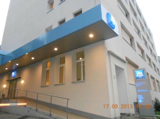 ibis budget Luzern City: Hotel