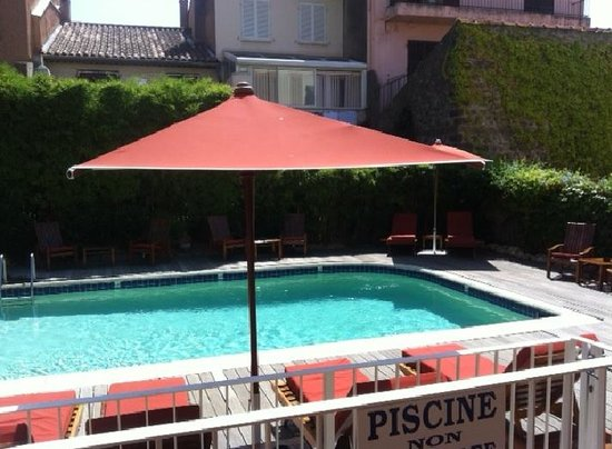 Matisse Hotel: Pool