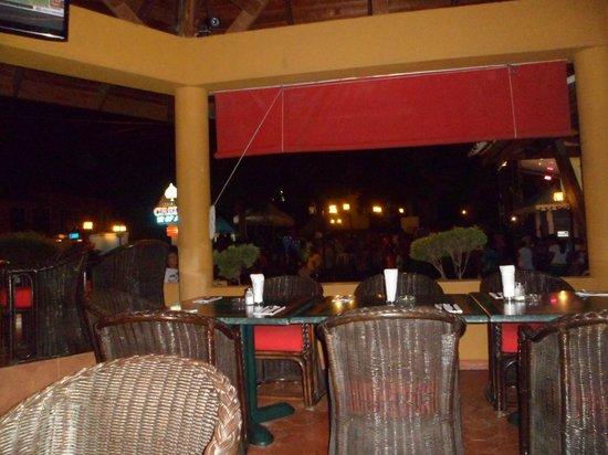 Morua Mai Restaurant: views from the restaurant