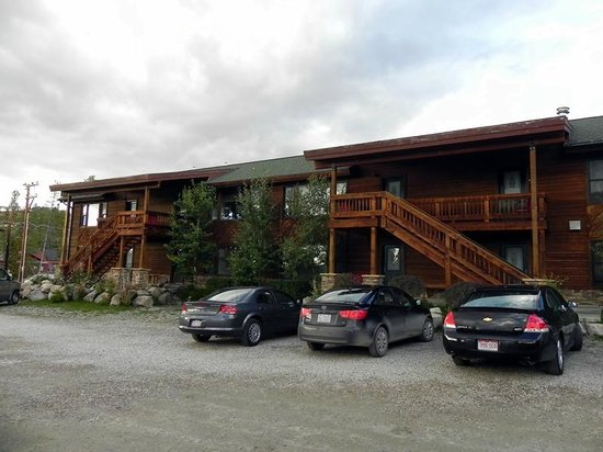 Rapids Lodge : Condo Units - non Rapids View