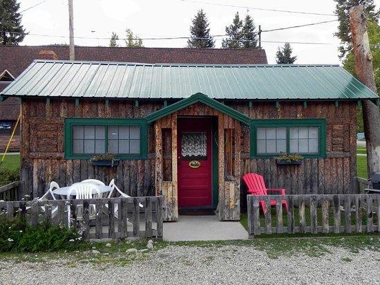 Rapids Lodge : Cabin