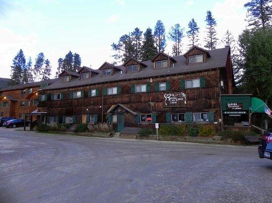 Rapids Lodge : Original Lodge Building