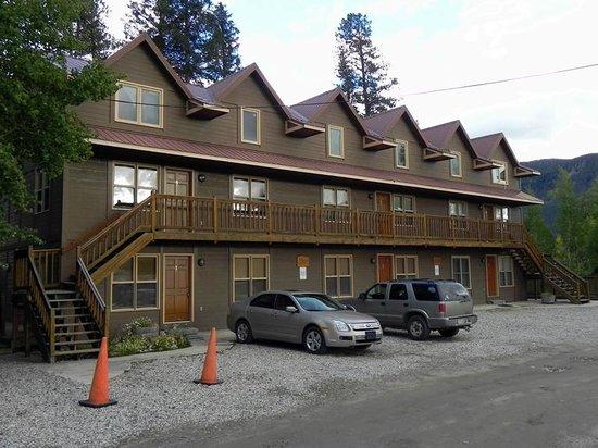 Rapids Lodge : Rapids View Unit