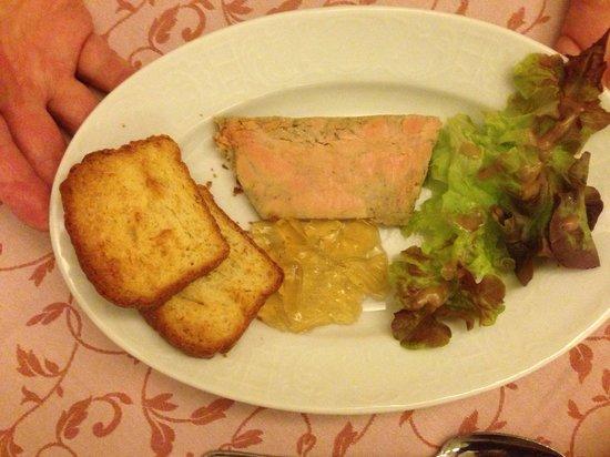 A la Table du Bon Roi Stanislas : Terrine...my husband says the best ever