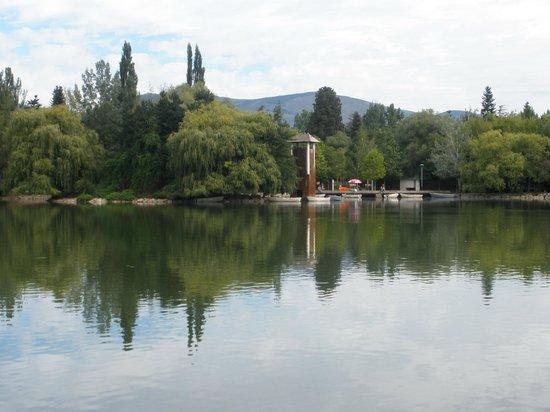 Hotel Puigcerda : lago de Puigcerdà