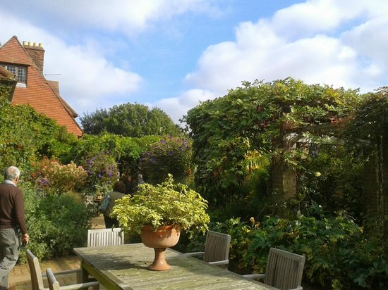 East Ruston Old Vicarage Garden: .