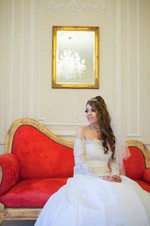 Chateau de Barbegal: Dans la suite nuptiale