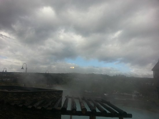 The Springs Resort & Spa: Nice Steam