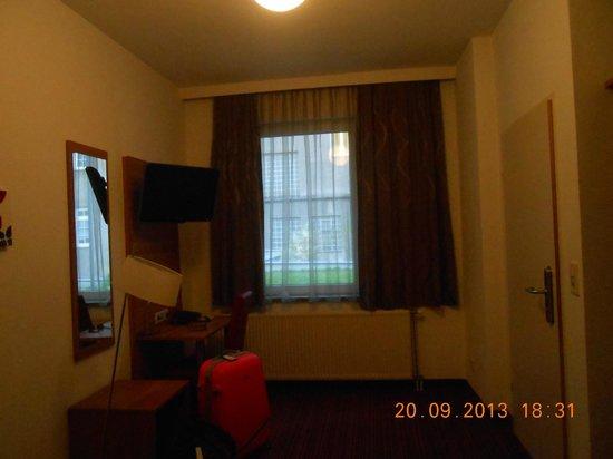 Hotel Zach: Kamer
