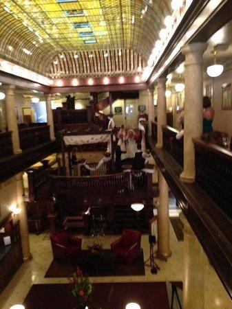Hotel Boulderado: ceremony