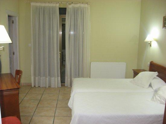 Hotel Rural el Castillo: EL CASTILLO Habitación 2012-11