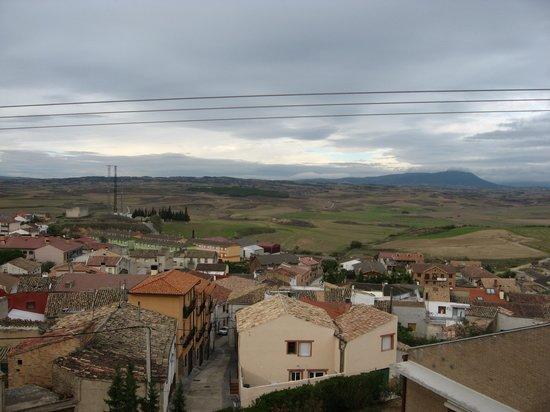 Hotel Rural el Castillo: EL CASTILLO Vistas 2012-11