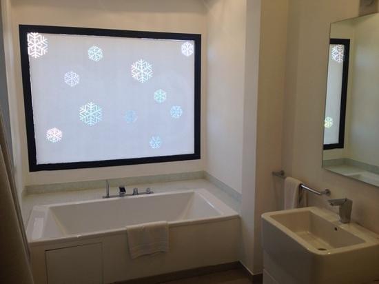 Mooi Hotel : salle de bain