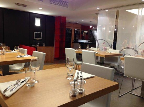 Novotel Brussels Airport : Restaurante