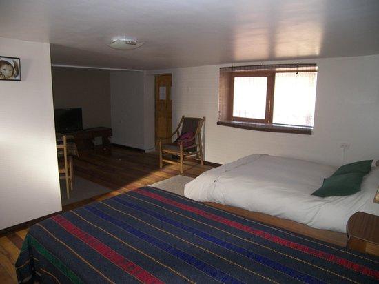GringoWasi Bed and Breakfast: mas de nuestra habitacion