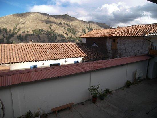 GringoWasi Bed and Breakfast: vista de los alrededores