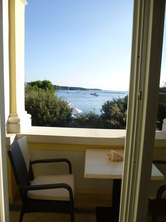 Boutique Hotel Mauro: View from Room 207