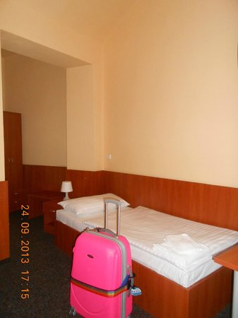 Hotel Zlata Vaha: Kamer