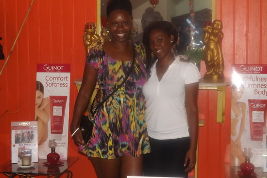 Health and Beauty Day Spa : Daynier (Nia), my massage therapist