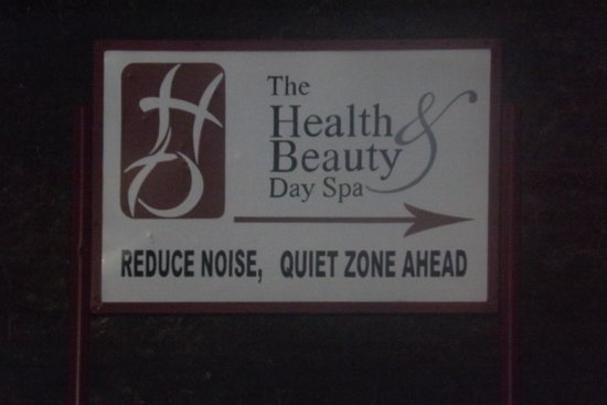 relaxation area   picture of health and beauty day spa
