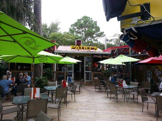 Patiou0027s Tiki Bar, Little River   Menu, Prices U0026 Restaurant Reviews    TripAdvisor