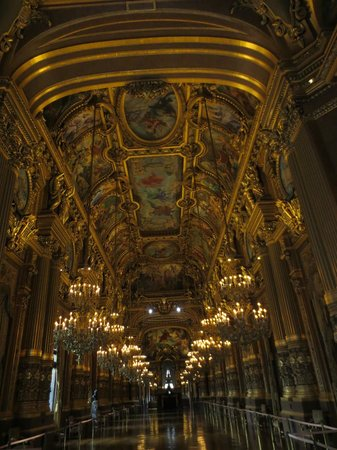 Palais Garnier - Opéra National de Paris: Reception Room