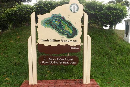 Inniskilling Fusiliers  Monument