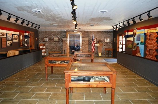 Fort Clinch State Park: Museu