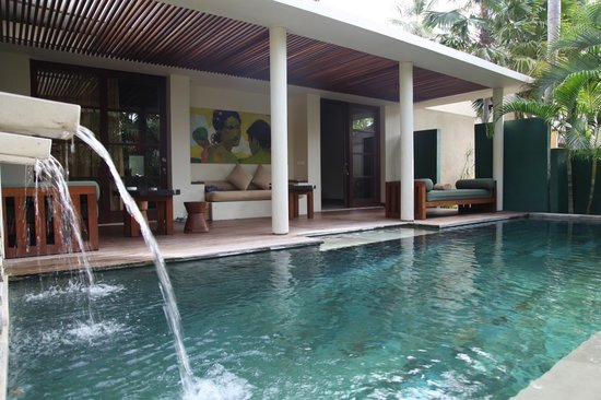 Qunci Villas Hotel: two-bedroom pool-villa