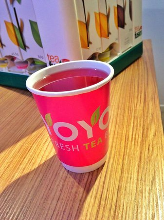 YoYo! Fresh Tea Bar: YoYo! Fusion Tea