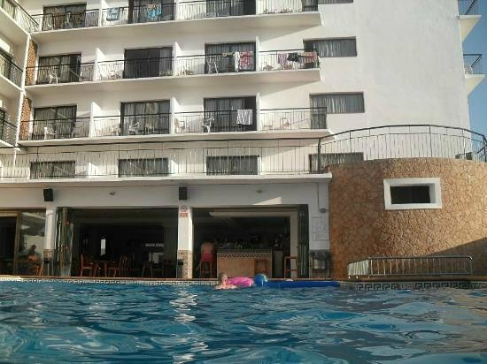 Hostal Apolo: Pool