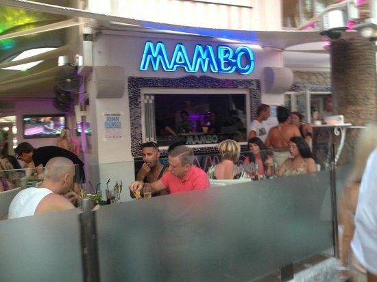 Hostal Apolo: Cafe Mambo