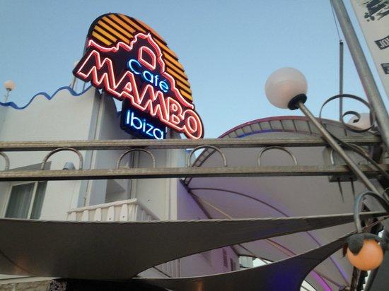Hostal Apolo : Cafe Mambo