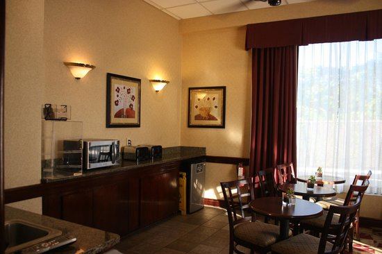 America's Best Inns & Suites : Breakfast room