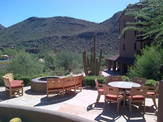 The Ritz-Carlton, Dove Mountain: An amazing view