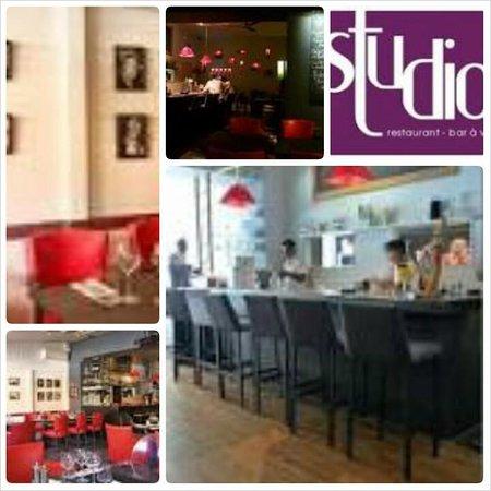 Restaurant Le Studio: Le Studio