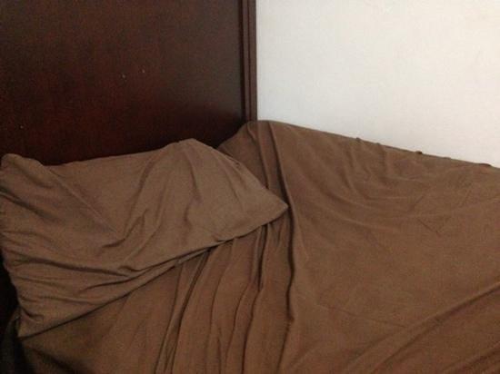 Goldkist Beach Resort : awfull sheets
