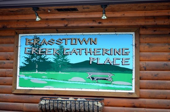 Brasstown Creek Gathering Place BBQ