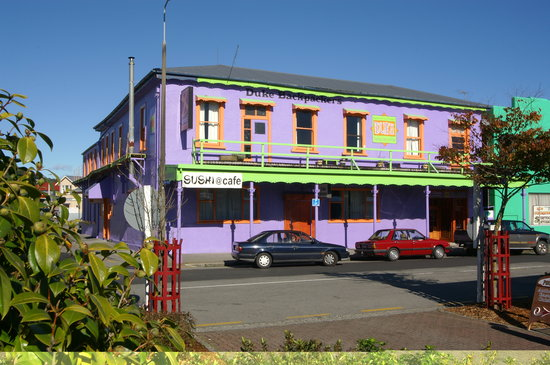 Duke Hostel - Centre of Greymouth