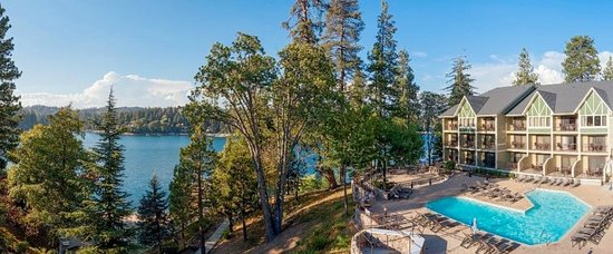 Lake Arrowhead Resort and Spa, Autograph Collection: Pool & Lake View