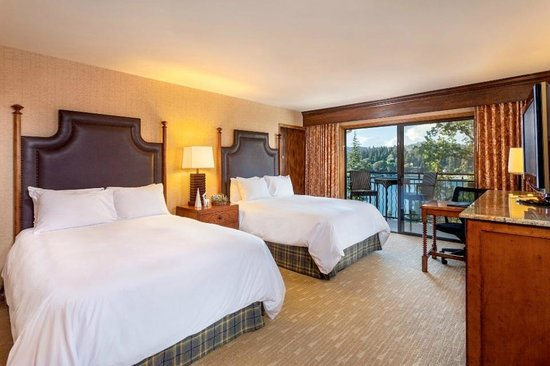 Lake Arrowhead Resort and Spa, Autograph Collection: Double Queen Room - Lake View