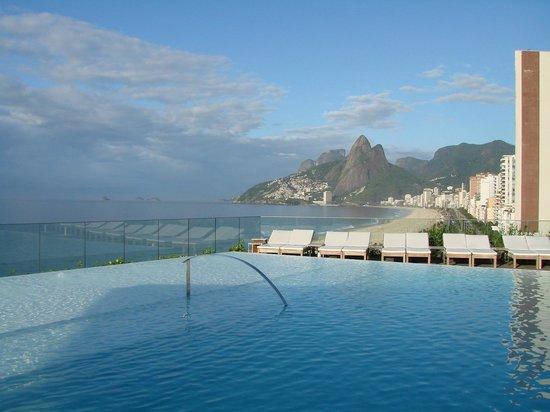 Hotel Fasano Rio de Janeiro: Piscina