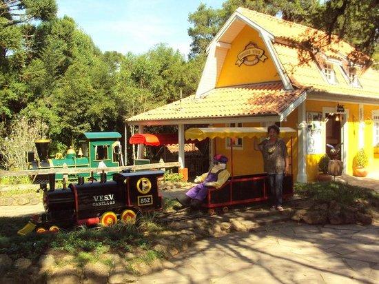 Caracol State Park: Estação Sonho Vivo