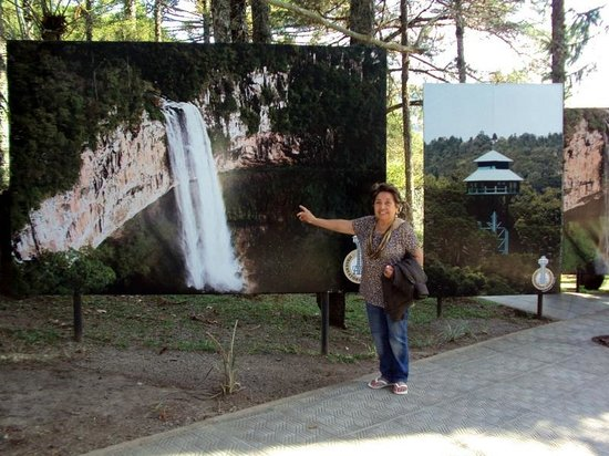 Caracol State Park: Cascata do Caracol